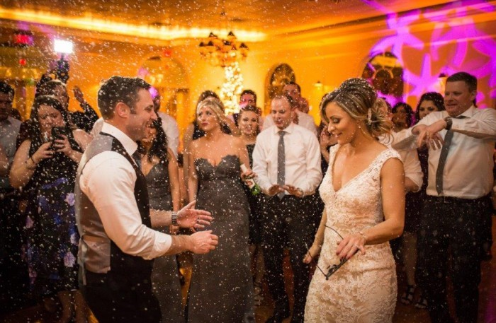 New Year's Weddings with Xplosive Entertainment