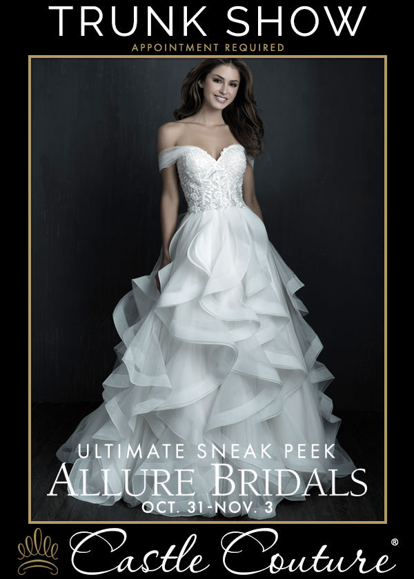 Ultimate Allure Bridals Sneak Peek