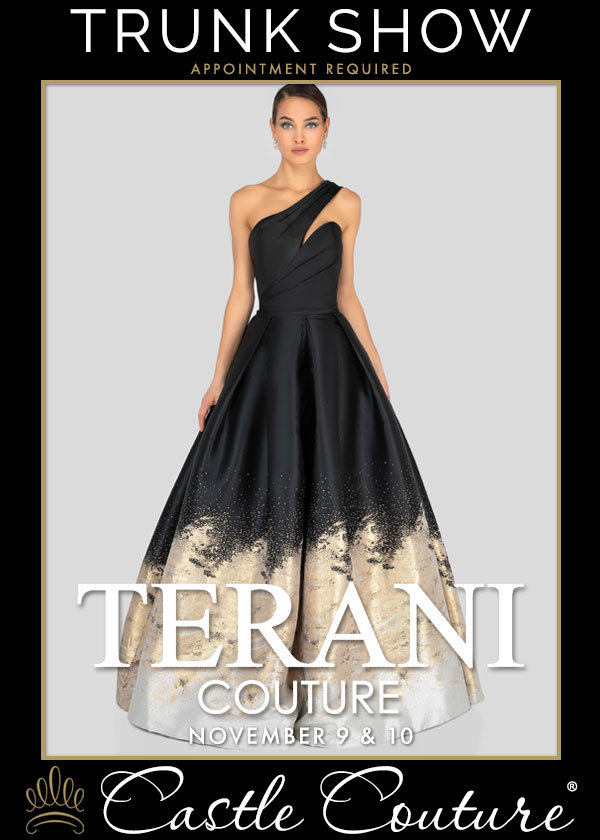 Terani Couture Mother of the Bride & Evening Wear Trunk Show