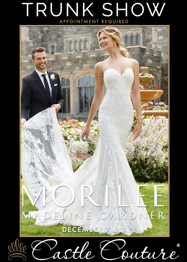 Morilee Bridal Trunk Show