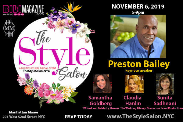 The Style Salon: A Multicultural Bridal Event