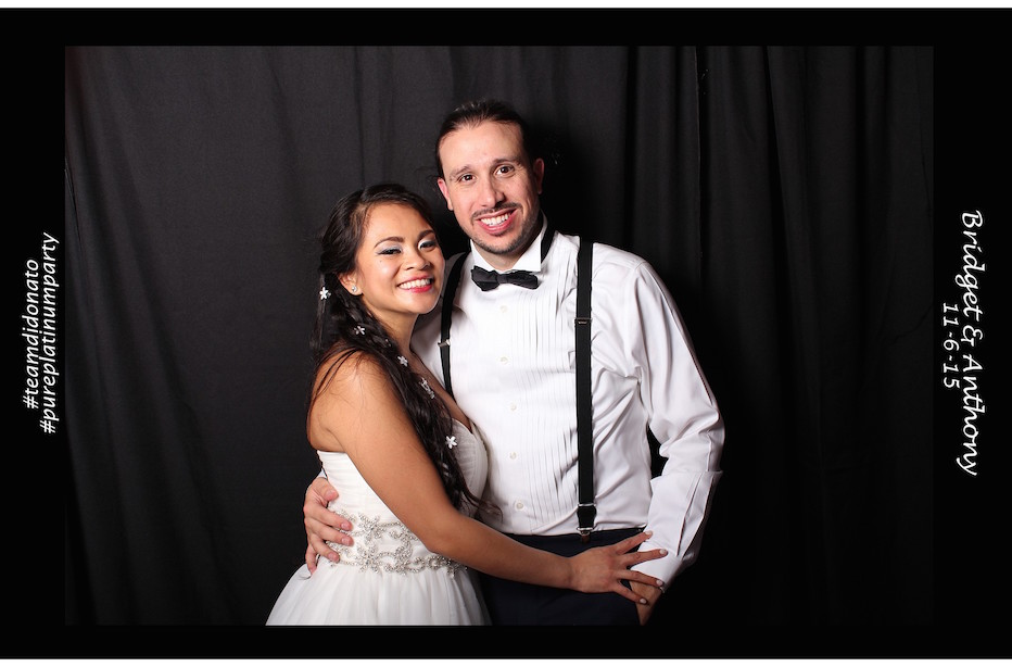 Newlyweds Take a Moment Away from Their Packed Dance Floor to Capture Fun Memories in Our Photo Booth That Will Last a Lifetime-The Grand Summit Hotel in Summit, NJ