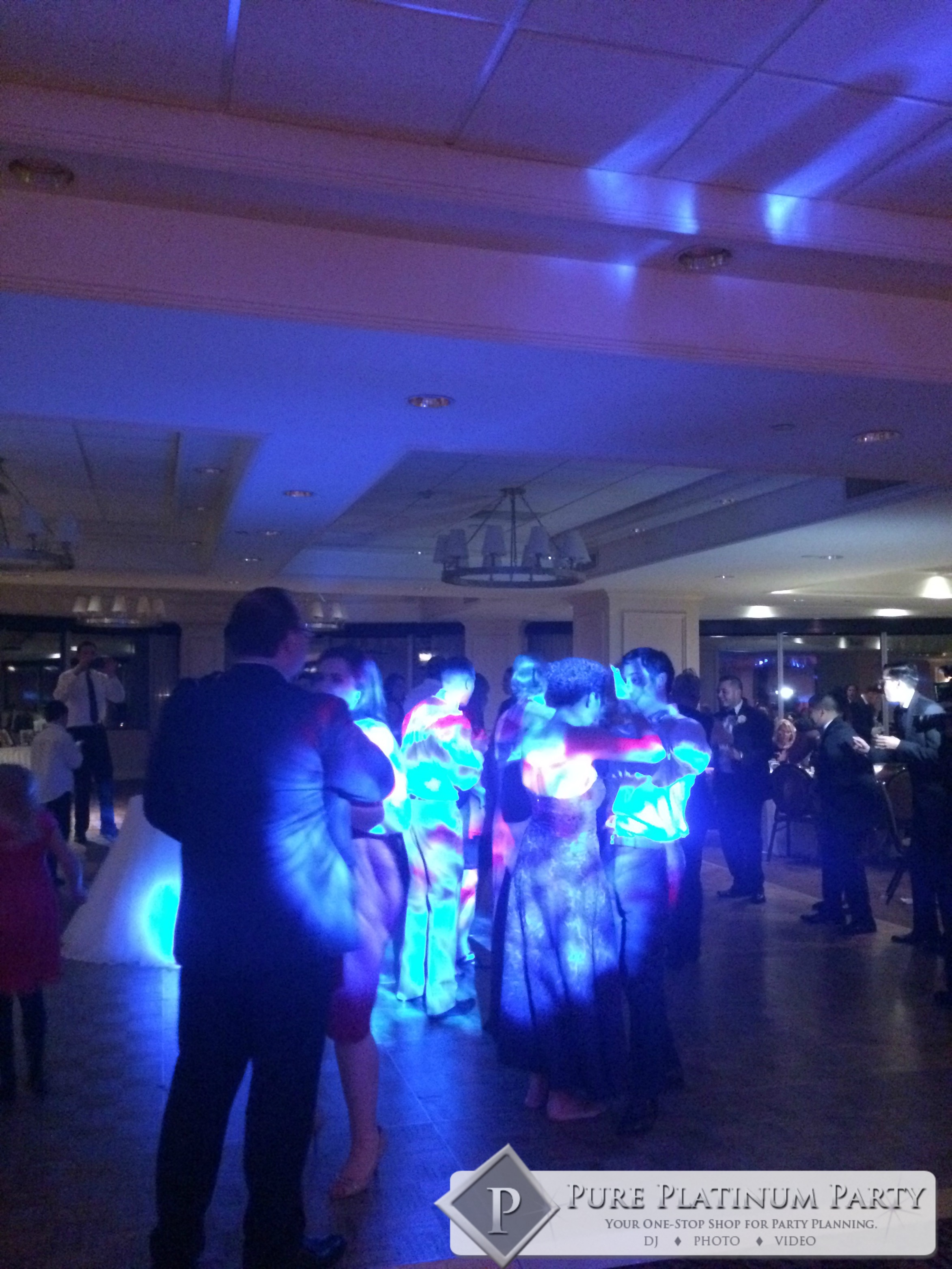NJ Couple Does Not Want The Night to End as DJ Packs the Dance Floor With Loving Guests -Sheraton Mahwah Hotel in Mahwah, NJ