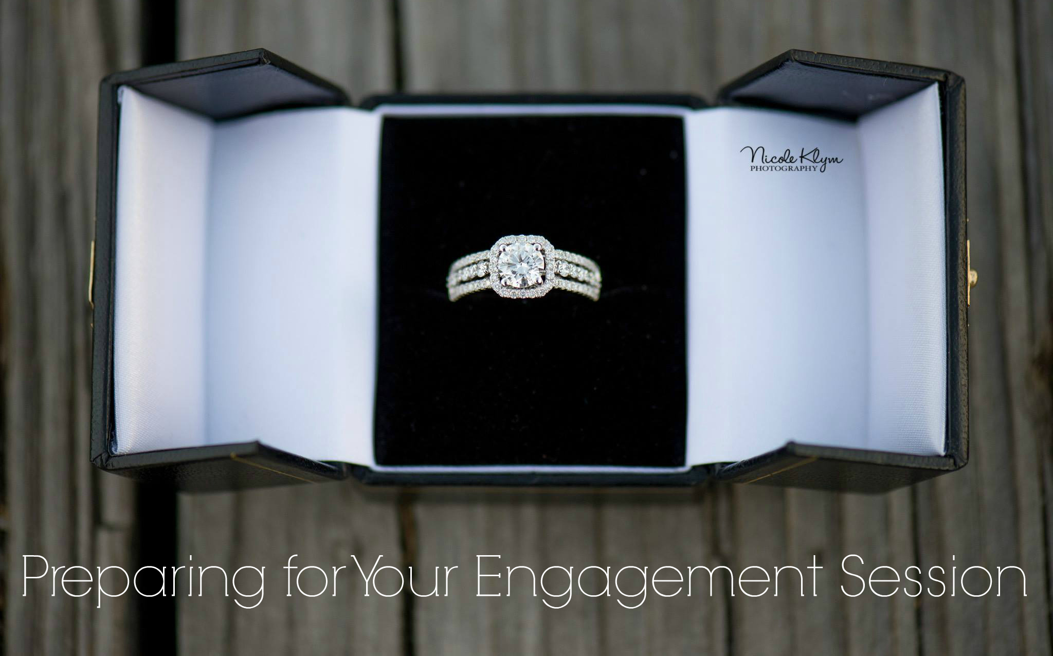 Preparing for Your Engagement Session | Nicole Klym Photography