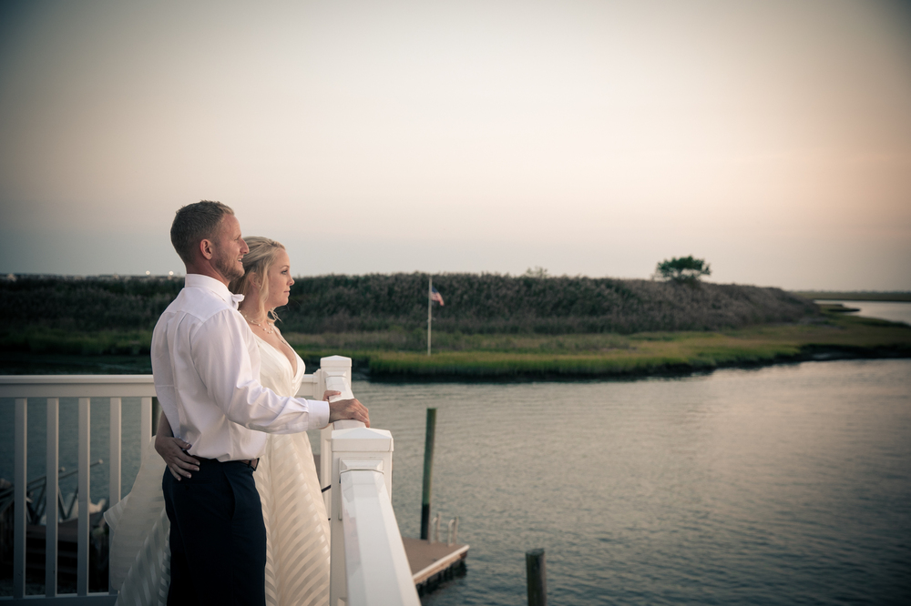 Caron and Shawn's Wedding at the Sea Isle City Yacht Club