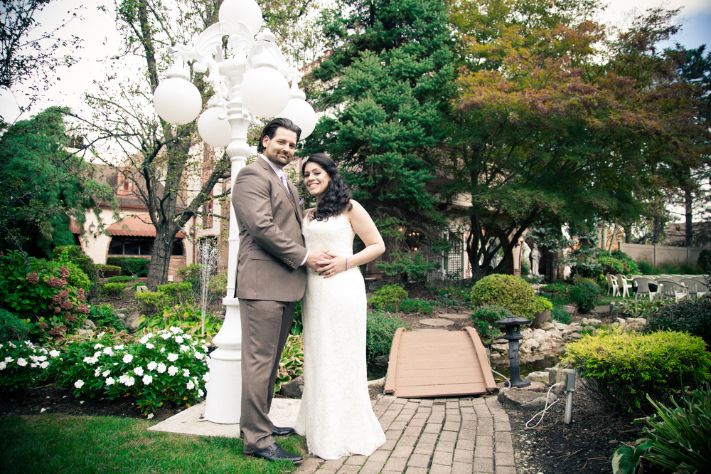 Marissa and Eric's Wedding at The Bethwood