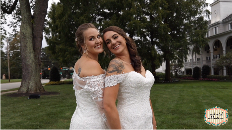 Catherine and Laurel's Wedding Videography at The Madison Hotel