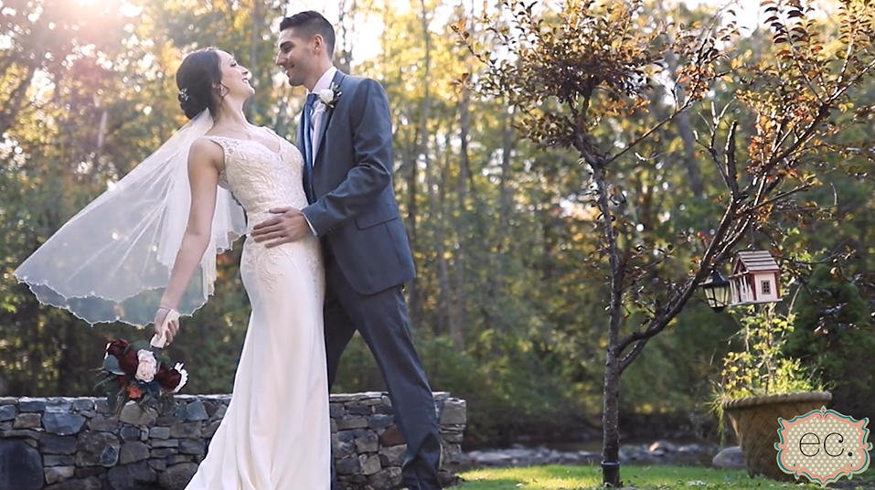 Kimberly and Jacob's Wedding Videography at Bello Giorno