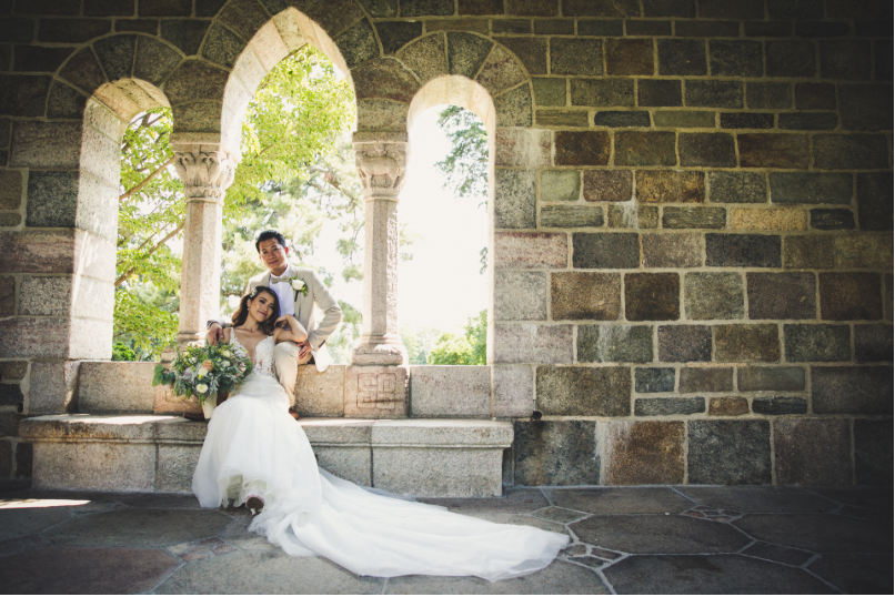 The Merion Wedding Photos and Videos