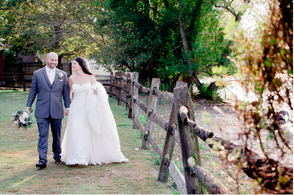 Lindsey and Adam's Wedding Videography at Smithville Inn