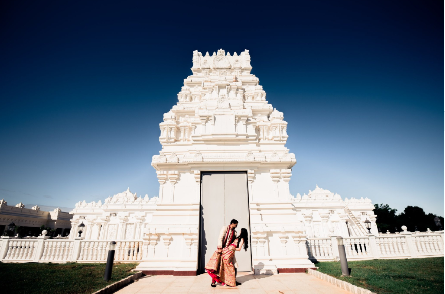 Ashley and Anand's Wedding has been published!