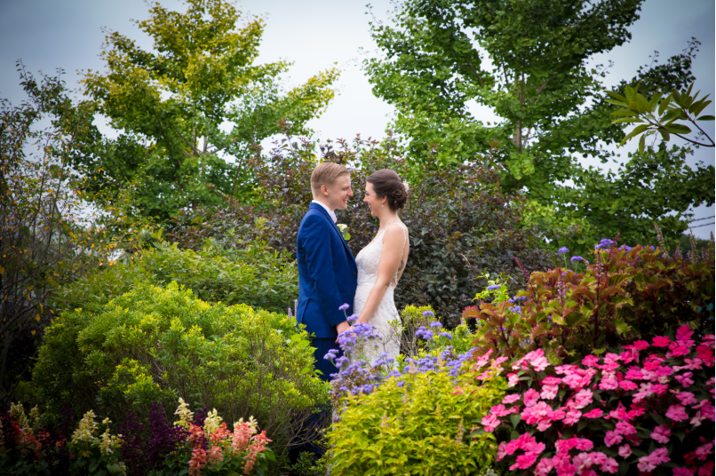 Sussex County Conservatory Wedding Photos and Videos
