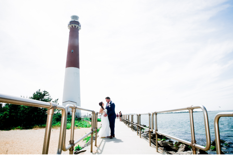 Daymark, Barnegat Light Wedding Photos and Videos