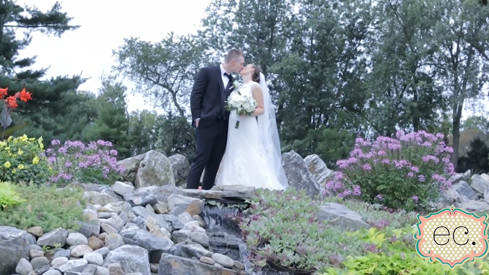 Kristine and Ryan's Wedding Videography at Downingtown Country Club