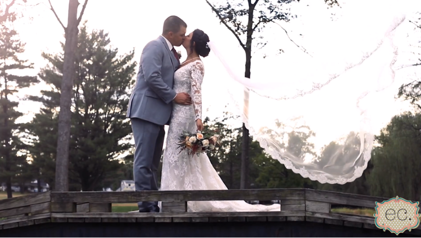 Danielle and Andrew's Wedding Videography at Silver Creek Country Club