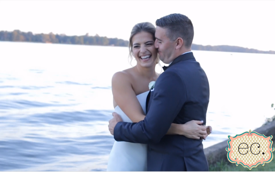 Christie and Timothy's Wedding Videography at Pen Ryn Estate