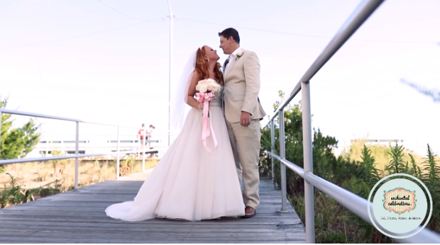 Taylor and Taylor's Wedding Videography at Ocean City Yacht Club