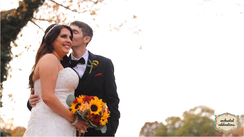 Ashley and Stephen's Wedding Videography at Auletto Caterers