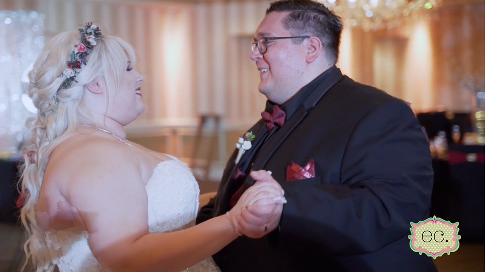 Toni and Mark's Wedding Videography at The Sterling Ballroom