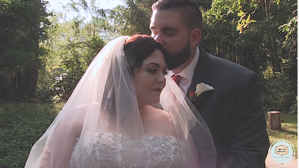 Becca and Daniel's Wedding Videography at Old Mill Inn