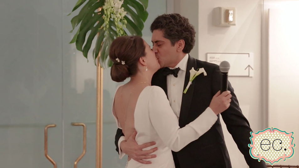 Jessica and Jorge's Wedding Videography at Penn Museum