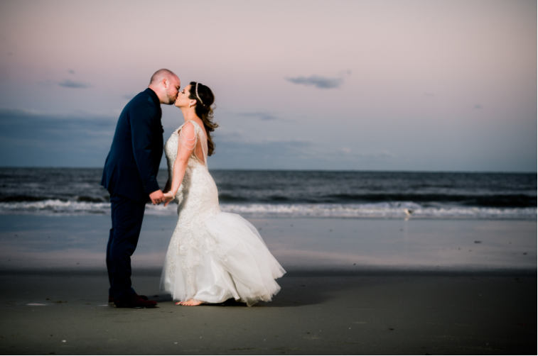 ICONA Diamond Beach Wedding Photos and Videos