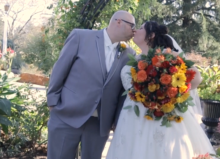 Lindsay and Jim's Wedding Videography at Penn Oaks Golf Club