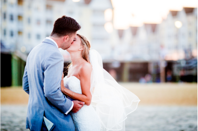 McLoone's Pier House Wedding Photos and Videos