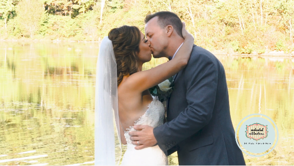 Alli and Tim's Wedding Videography at Rock Island Lake Club