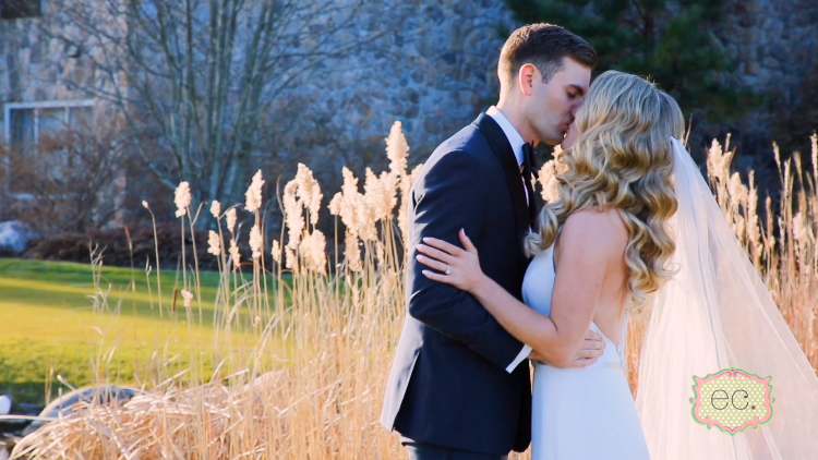 Colleen and Kyle's Wedding Videography at Crystal Springs Resorts