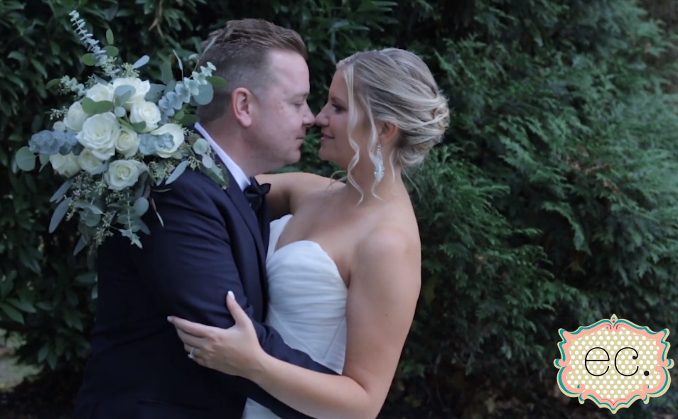 Michelle and Donald's Wedding Videography at The Stone Terrace