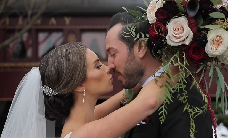 Jesse and Matthew's Wedding Videography at The Madison Hotel