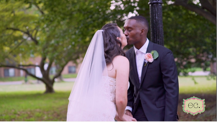 Madeleine and Jonathan's Wedding Videography at Collingswood Grand Ballroom