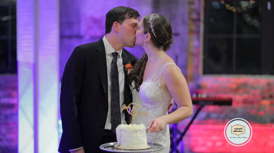 Emily and Ian's Wedding Videography at Greenpoint Loft