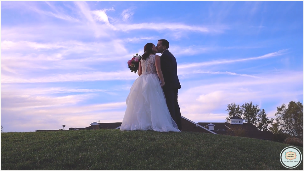 Bailey and Michael's Wedding Videography at Spring Lake Golf Club