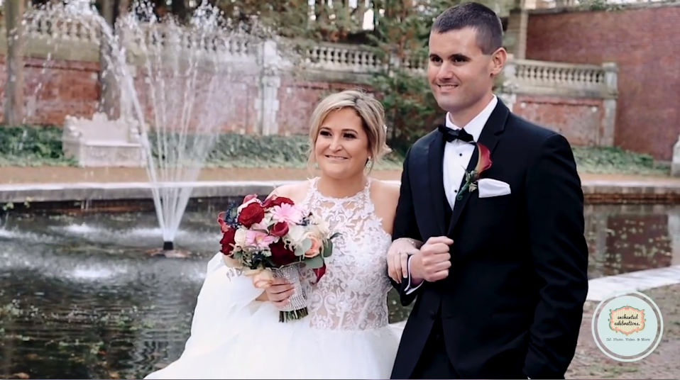 Ashley and John's Wedding Videography at the Versailles Ballroom at the Ramada Toms River