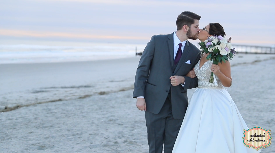 Amanda and Sam's Wedding Videography at Flanders Hotel