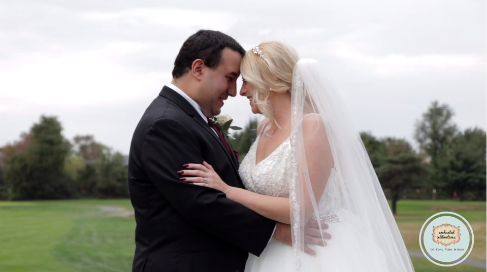 Katie and Dave's Wedding Videography at Valleybrook Country Club