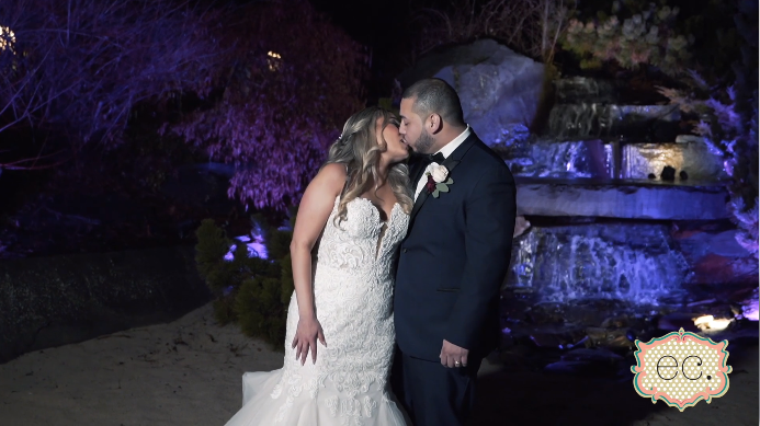 Yisell and Justin's Wedding Videography at Crest Hollow Country Club