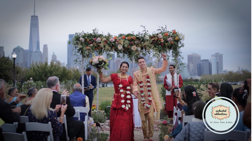 Bhumi and Luke's Wedding Videography at