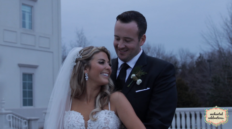 Caitlin and Kevin's Wedding Videography at The Palace at Somerset