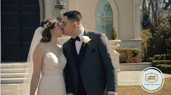 Katie and Louis' Wedding Videography at Park Chateau