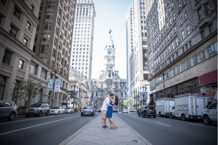 Philadelphia Engagement Sessions