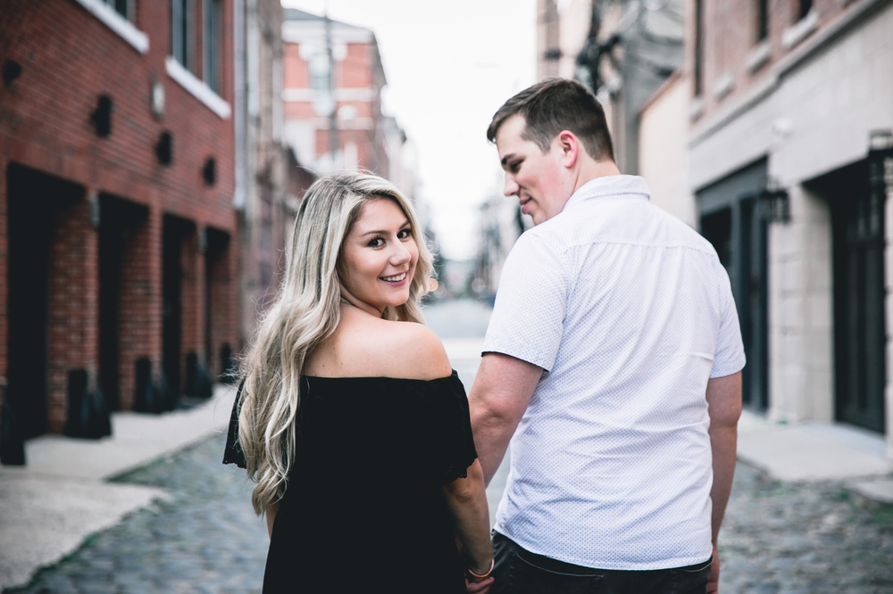 Philadelphia Engagement Session Locations