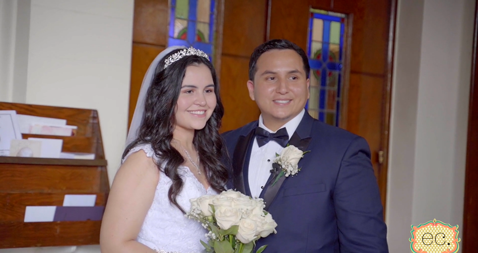 Emily and Raul's Wedding Videography at The Fiesta