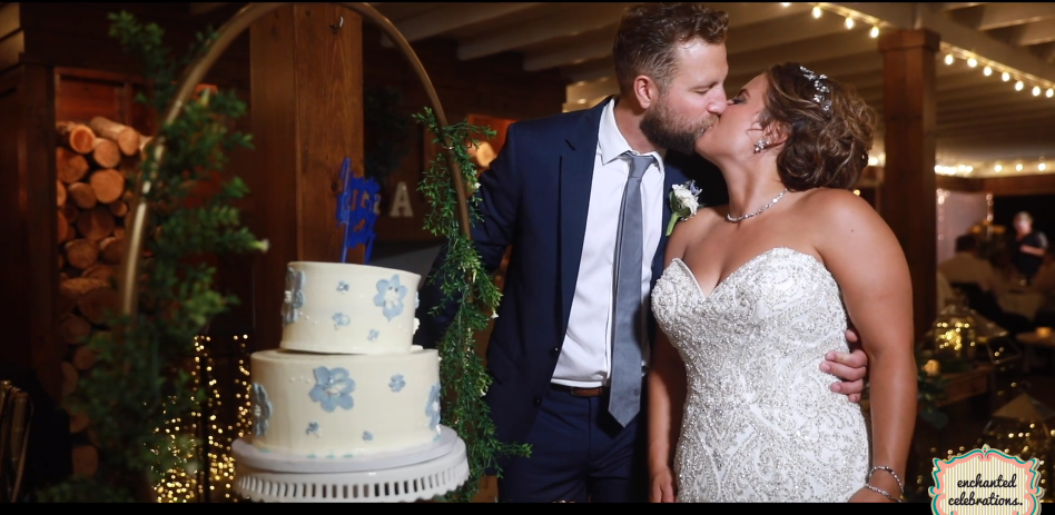 Genna and Anthony's Wedding Videography at the Hamilton Manor