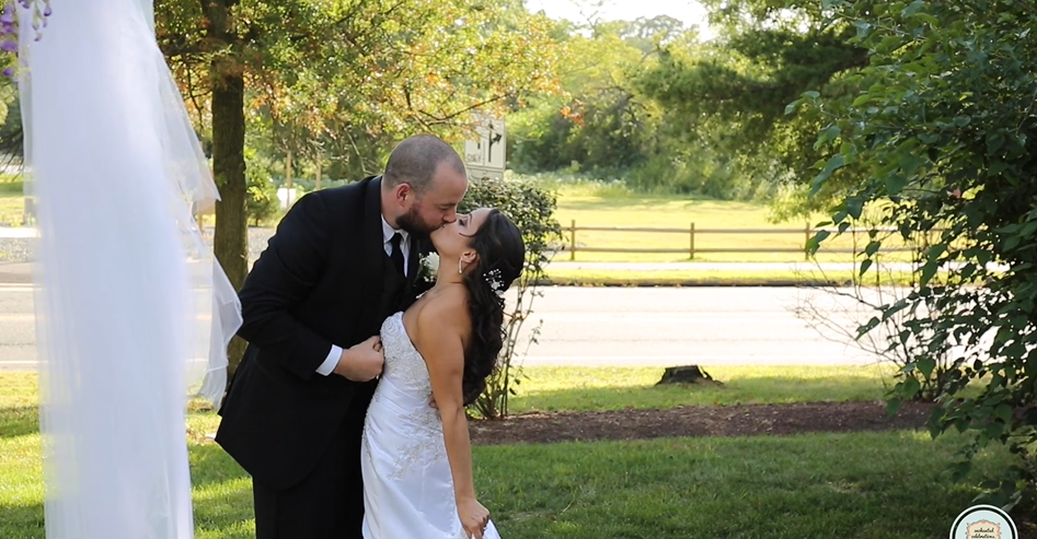 Dana and Tim's Wedding Videography at The Crown Plaza Philadelphia- Cherry Hill
