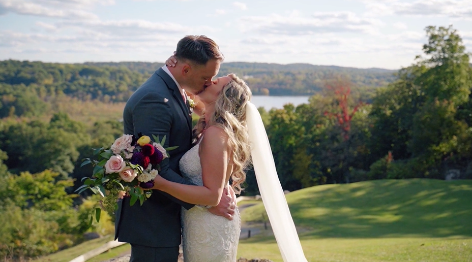 Caitlin and Ryan's Wedding Videography at Skyview Golf Club