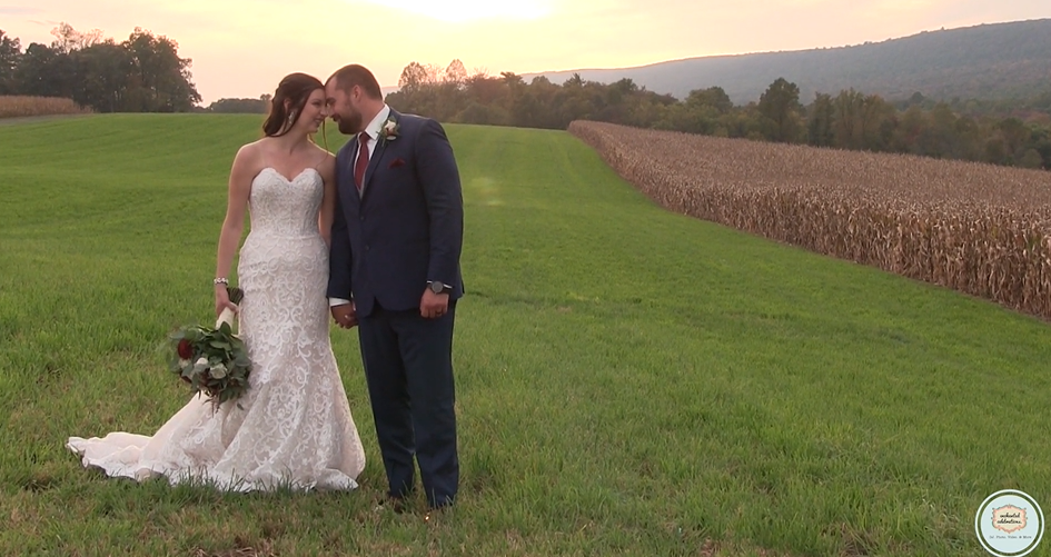 Rachel and Chad's Wedding Videography at The Bennicoff Farm