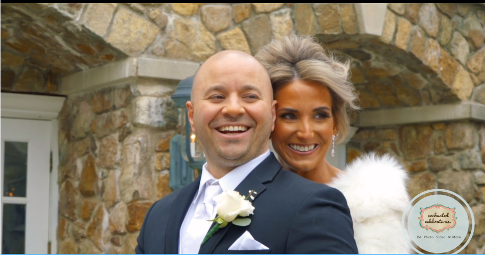 Erin and Nicholas' Wedding Videography at The Olde Mill Inn